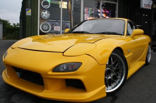 1993 Mazda RX-7 Type RⅡ FD3S