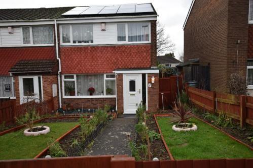 3 BR – 3 bedroom family house for sale in Birmingham