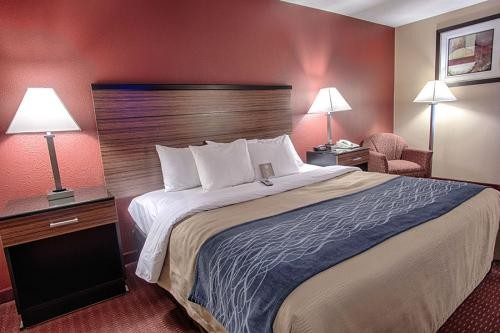 Reserve Cozy Accommodations in Maryland | Comfort Inn