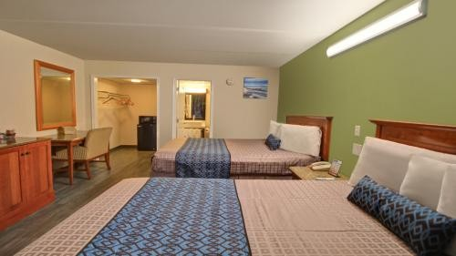 South Padre Island Trip, Accommodation