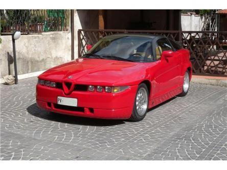 1991 ALFA ROMEO SZ (Sprint Zagato)