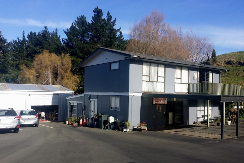 Wiritoa Lakes Motel in Whanganui, Freehold Going Concern is for Sale
