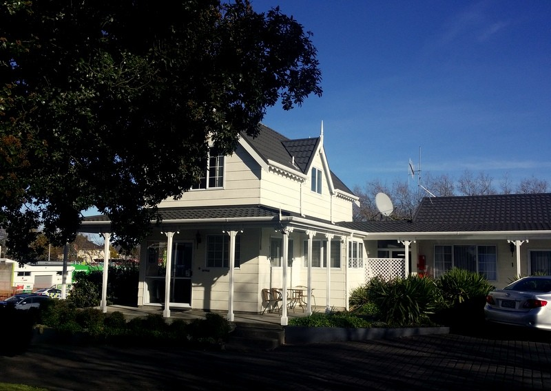 KIngs Court Motel in Whanganui, Business is for Sale