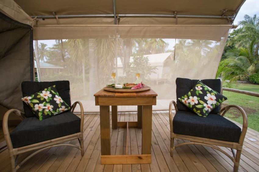 Ikurangi eco Retreat in Rarotonga is for sale