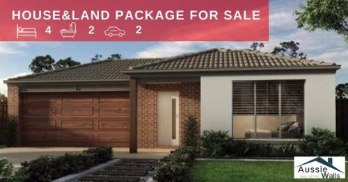 4 BR, 185 m² – House and land packages for sale in Point Cook